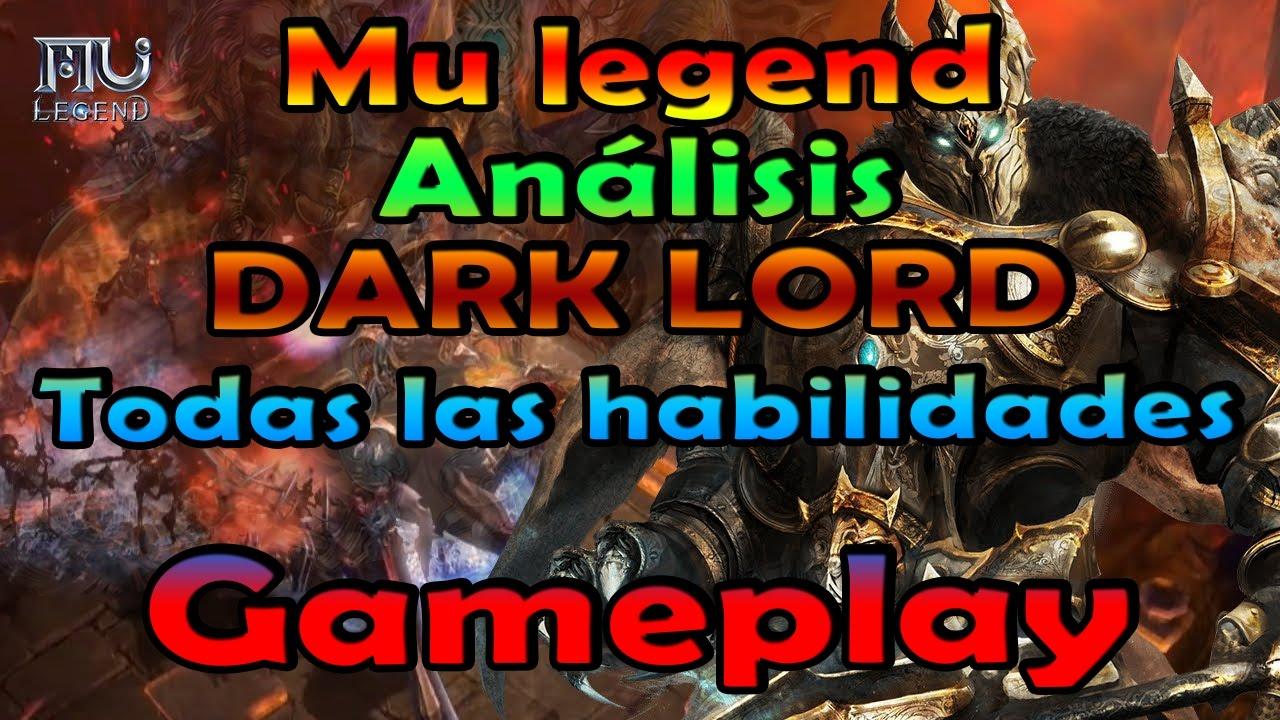 Mu Legend Dark Lord