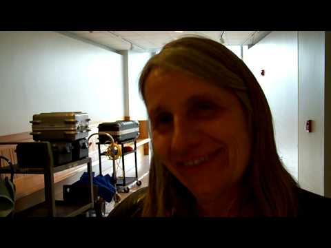 Allosphere Professor JoeAnn Part 2 of 2 University of CA Santa Barbara 21Jan08 Kodak Z1012 IS