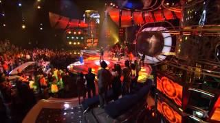 Shakira Hips Don't Lie Live at American Idol HD 720