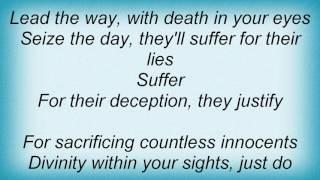 Annihilator - Death In Your Eyes Lyrics