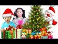 Santa Claus and Christmas Presents Story for Kids