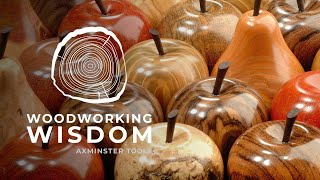 Woodworking Wisdom  Fruit Turning With Colwin Way