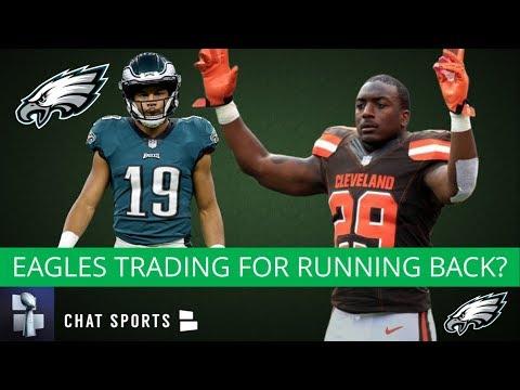 Eagles Rumors: Free Agency Rumors - Including Golden Tate, & Duke Johnson Trade Rumors
