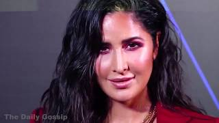 Katrina Kaif Looks Stunning In Red Pant-Suit At GQ Best Dress Awards 2019