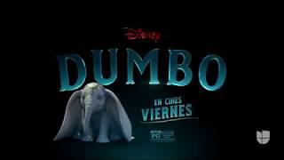 "Disney- Dumbo ""Dumbotron""- Univision Integrated Marketing Campaign"