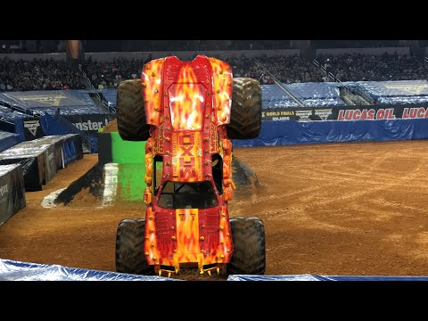 Monster Jam Arlington 2019 FULL SHOW 10/26/19