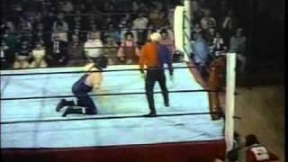 Kendo Nagasaki vs. Peter Stewart - World of Sport