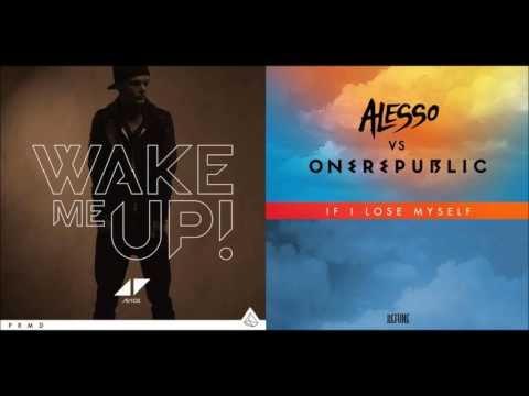 Alesso & OneRepublic vs Avicii - If I Lose Myself vs Wake Me Up (AOD Mashup)