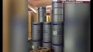 В Тольятти обнаружили подпольное производство моторных масел(Моторные масла мировых брендов, но только кустарного производства обнаружили полицейские в Тольятти. За..., 2016-02-16T10:39:40.000Z)