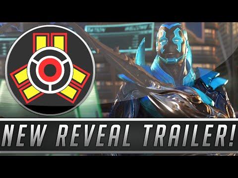 Injustice 2: Official Blue Beetle & Wonder Woman Reveal Trailer! (Injustice: Gods Among Us 2)