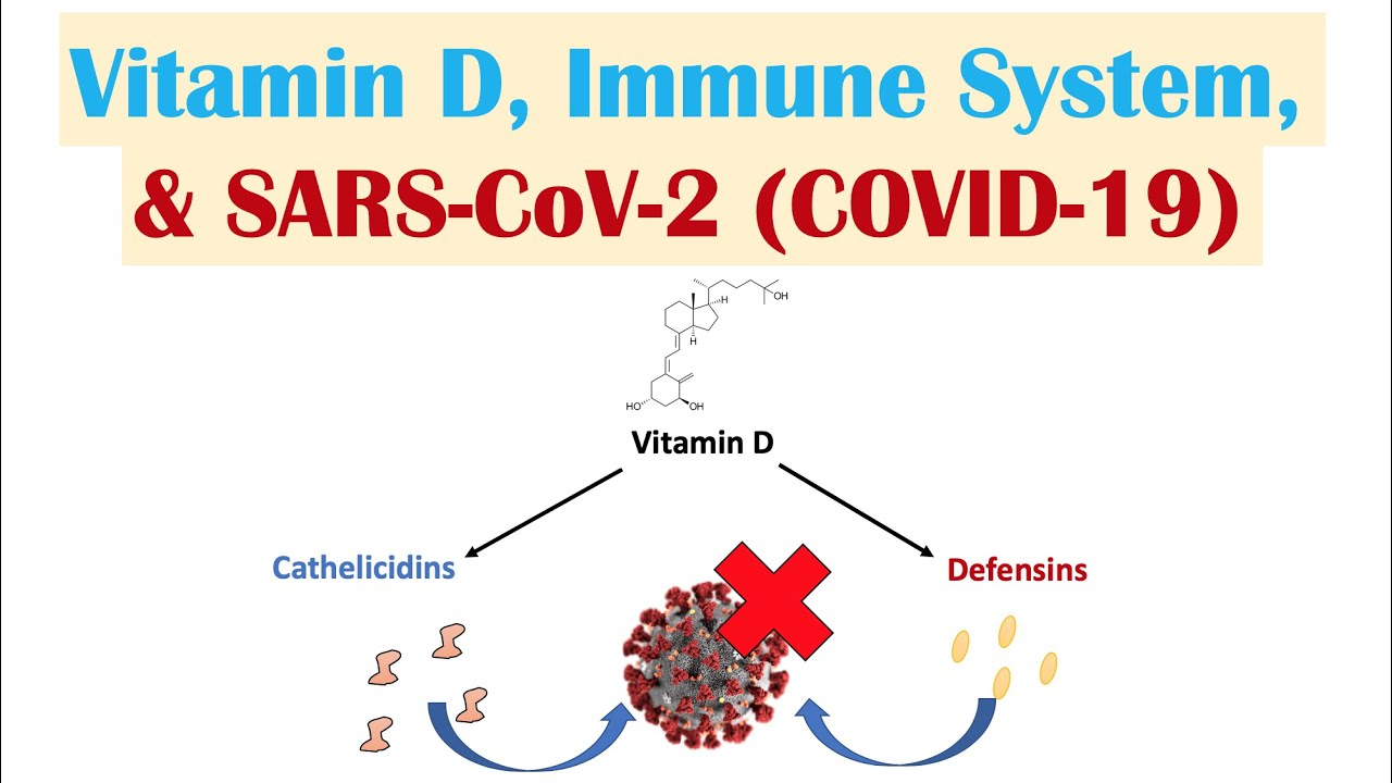 Study: Vitamin D supplementation a key factor in COVID-19 severity