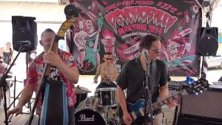 Blue Rockin - Long Legged Red Hot Mama @ 22nd Psychobilly Meeting, Santi