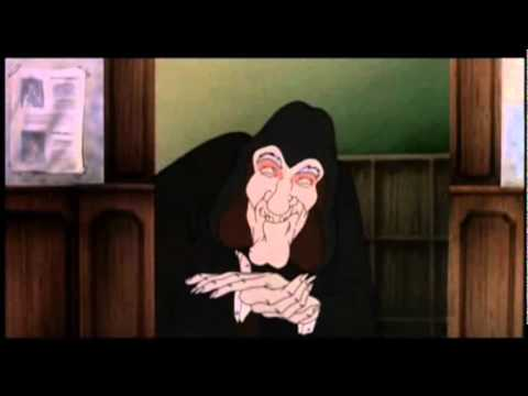 Creepshow 2 Animated Sequences