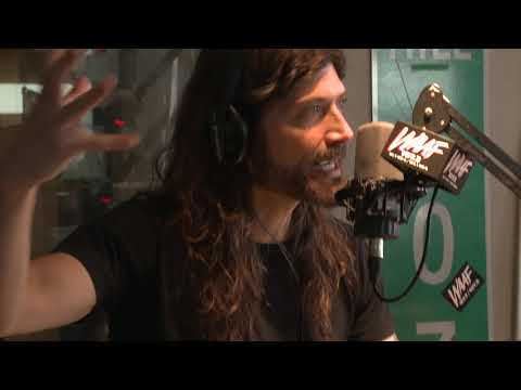 Whitesnake's Michael Devin is Afraid of Bill Gates' Immortal Avocados