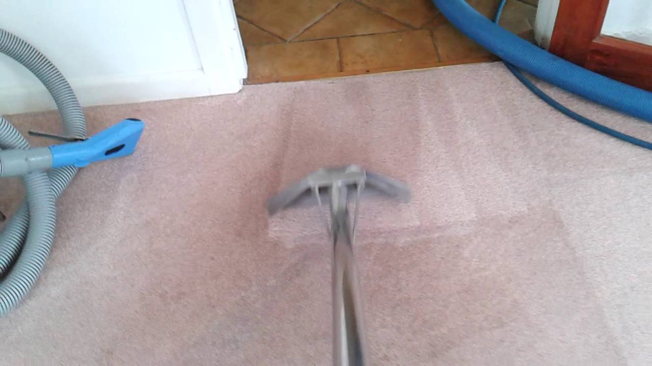 truckmount steam carpet cleaning by