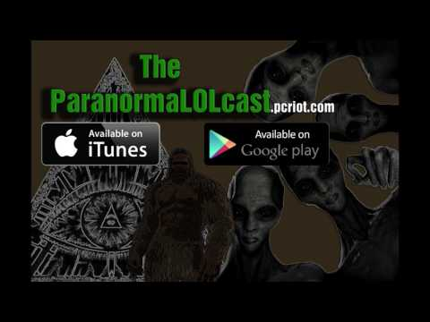 Paranormalolcast Ep003 - Randy Quaid and the STAR-WHACKERS!