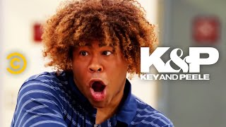 When the A Cappella Group Already Has One Black Guy (feat. Bo Burnham) - Key & Peele