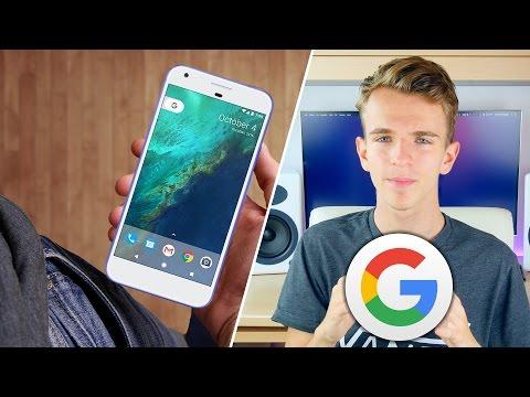 Ecco Google Pixel: l'iPhone Killer?!