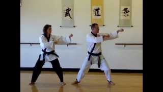 Taekwondo Forms Training - Martial Art Fitness Center In Rochester, Mn