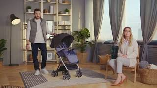 Прогулочная коляска Happy Baby MIA