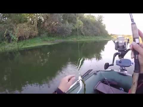 Риболовля сплавом на