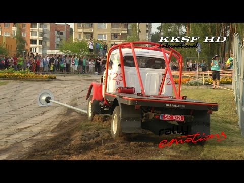 Best Of Rally - 2014 (TRUCKS - Action, Mistakes)