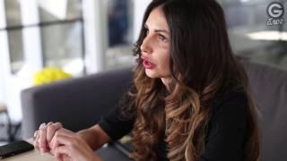 Backstage интервью с Екатериной Гурской