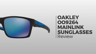 oakley OO9264 MAINLINK Sunglasses  Flash Preview