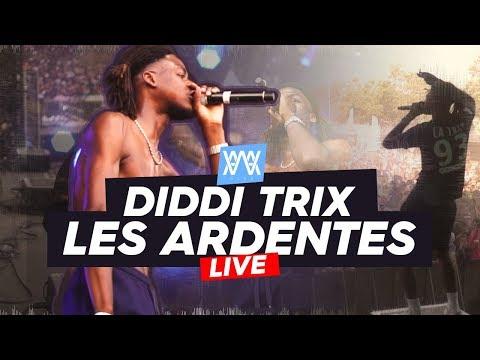 Youtube: ©AWA – Diddi Trix live @ Les Ardentes