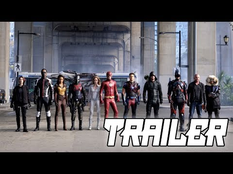 'Crisis on Earth X' Full Extended Trailer | Arrow The Flash Crossover event