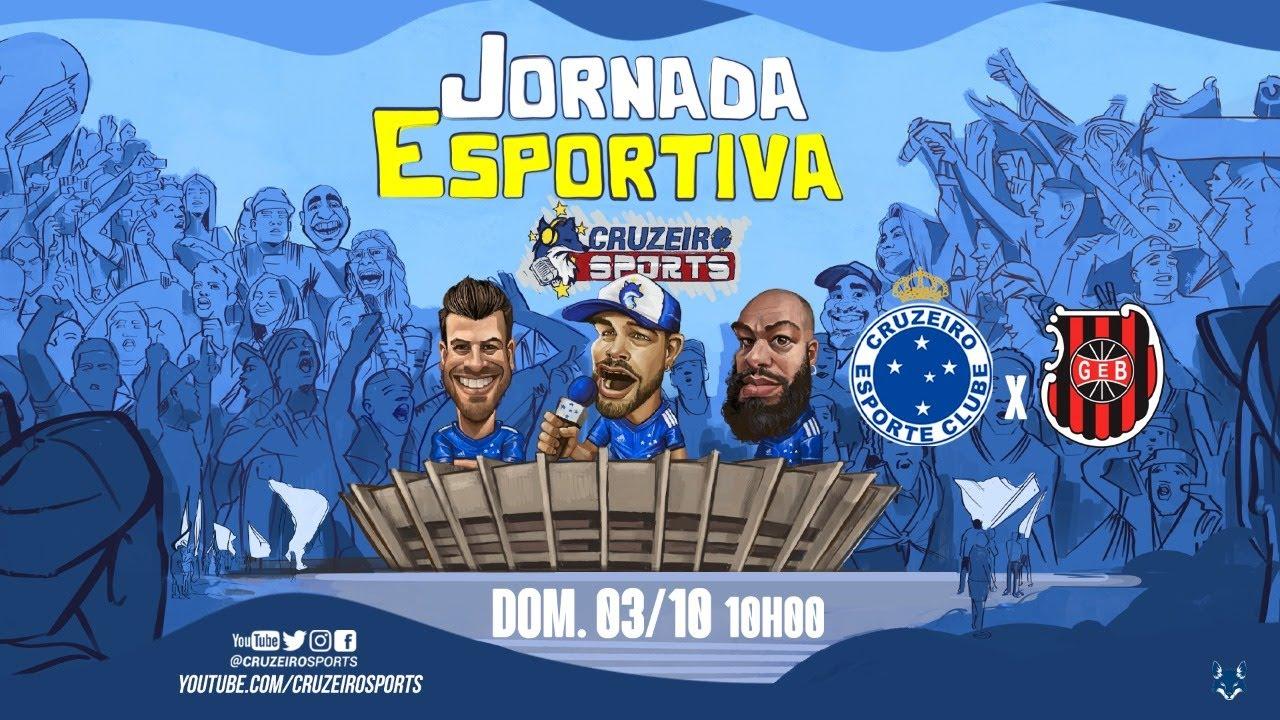 Download 🔴 CRUZEIRO X BRASIL DE PELOTAS | 28ª RODADA SÉRIE B | JORNADA ESPORTIVA CRUZEIRO SPORTS | AO VIVO
