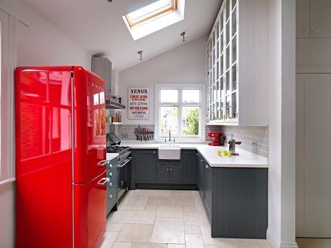 Идеи дизайна кухни 7 кв. м