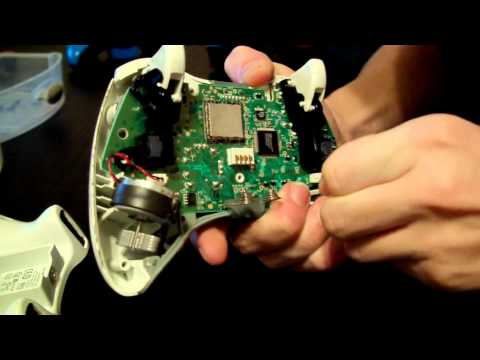 How to Take Apart an Xbox 360 Controller