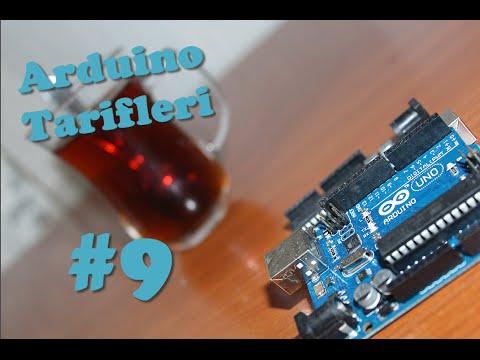 Arduino Tarifleri #9 - const ve define ifadelerinin kullanımı / LRT (720p)
