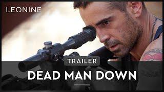 Dead Man Down - Trailer (deutsch/german)