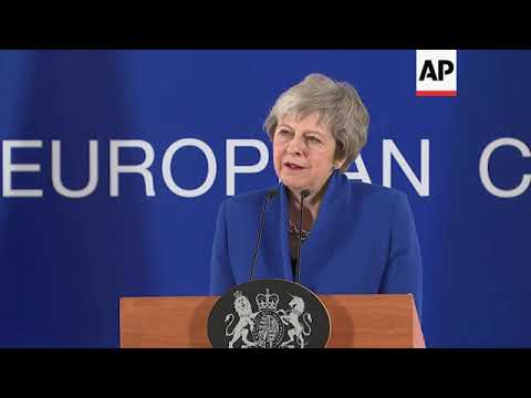 May: UK Parliament will vote on Brexit deal before Christmas