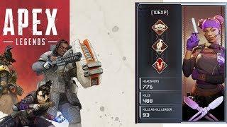Feb 17 Broadcast -  Apex Legends - Going for High Kills