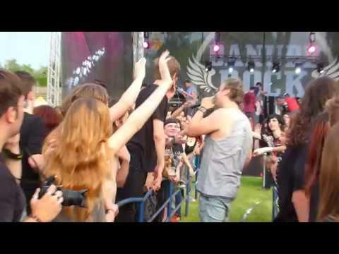 Danube Rock Festival III - Prima seara | Galati, 17 iunie 2016