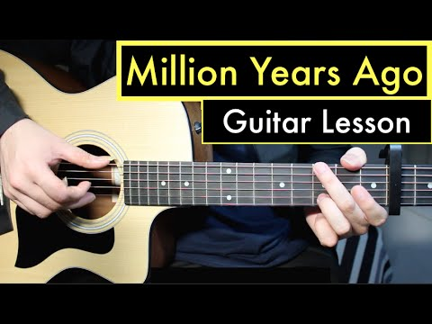 adele---million-years-ago-|-guitar-lesson-(tutorial)-chords