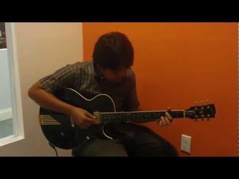 Pompano Beach Guitar Instructor Angelo @ Parkland Music Academy - Jazz 1