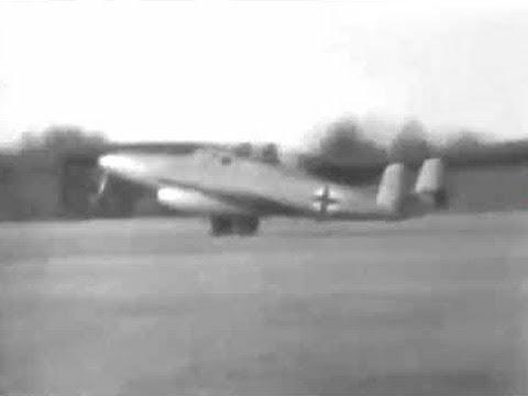 Heinkel He 280 Jet Fighter