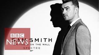 Sam Smith: 'I wrote new Bond theme in 20 minutes' - BBC News