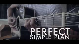 Perfect (Simple Plan) - Acoustic Guitar Fingerstyle Arrangement By Naiah Yabes