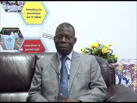 Interview of the Minister of Health and Population of Congo and President of RC63, François Ibovi