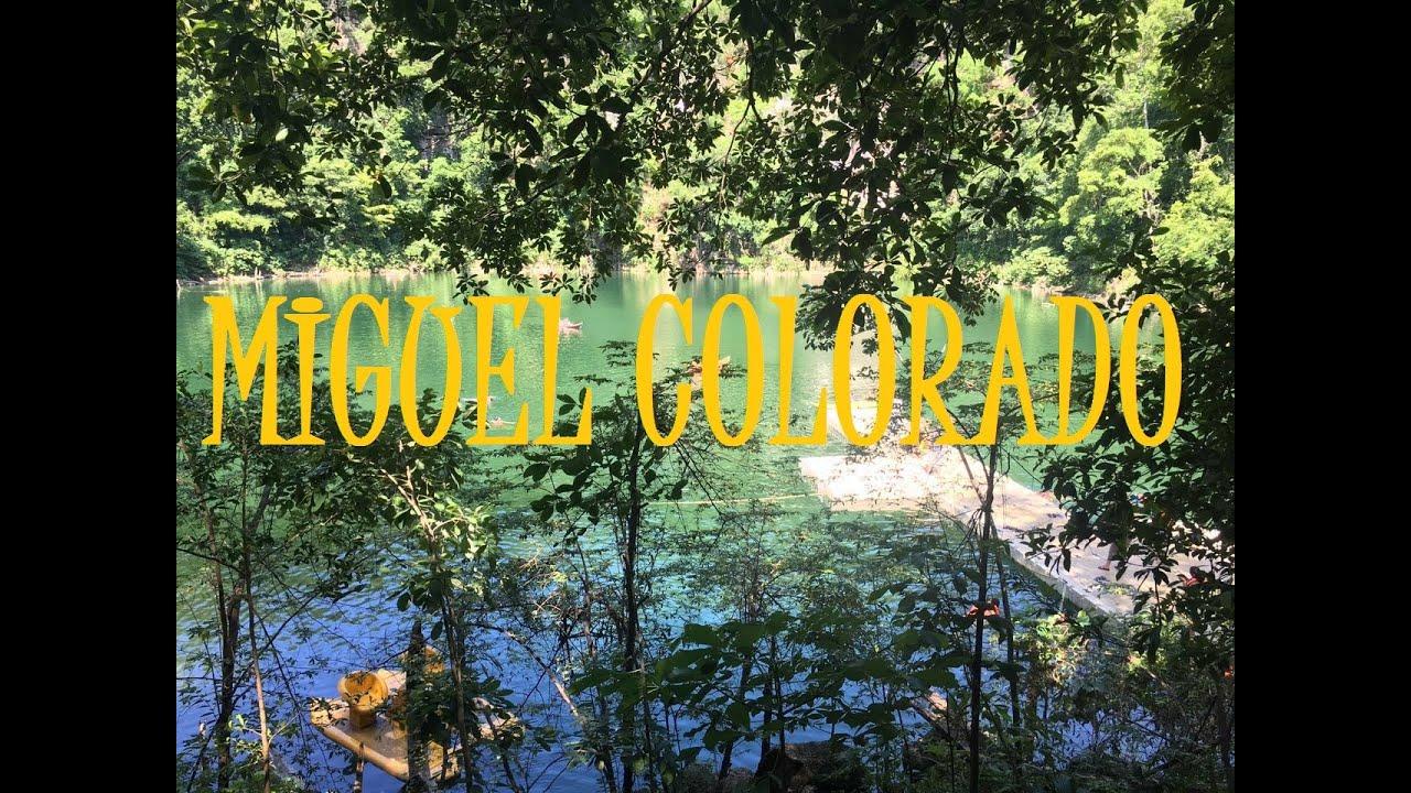 Resultado de imagen para cenotes miguel colorado campeche