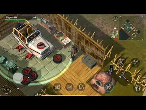 Jurassic Survival: Android / IOS Walkthrough - Gameplay Part 4 (RAID FUNBOY'S BASE)