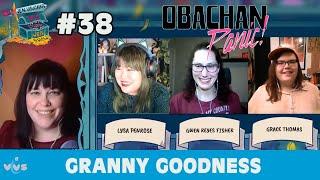 Jen Vaughn S Big Dun Jen Show Obachan Panic 0 Youtube