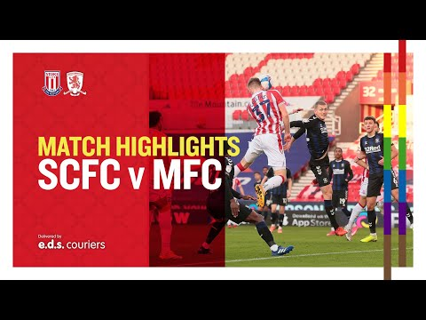Stoke Middlesbrough Goals And Highlights