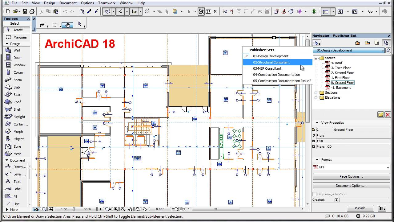 What's new in archicad 21.