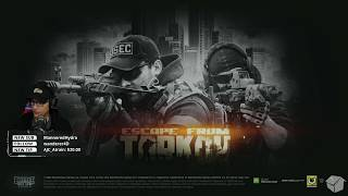 Live Gameplay | Escape From Tarkov #EFT| Twitter @kirsche_live #theSHED